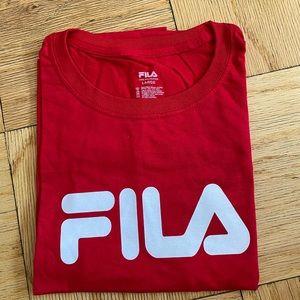Fila cotton t-shirt brand new